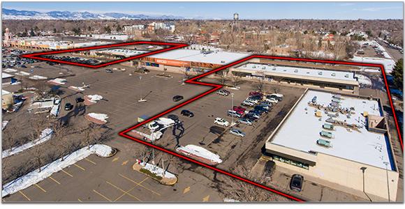 Sale 1805 | Bankruptcy Trustee Auction | Multi-Tenant Retail Strip Center | 42,685 sf - 2 Blocks from Light Rail Station | Denver, Colorado | 1.5% Co-Op
